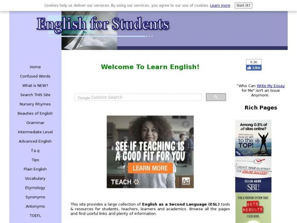 english-for-students.com